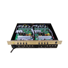 DA1008 8 Channels 1U Public Address Class-D Power Amplifier