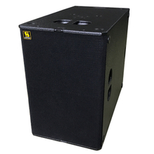B30 Lightweight Dual 15 inch Power Audio Subwoofer Speaker Box