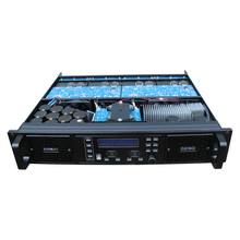 D20KQ 4 Channel Class D Digital DSP Amplifier 16000W for Subwoofer
