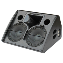 M212 Dual 12 Inch Bi-amp PA DJ Stage Monitor Speakers