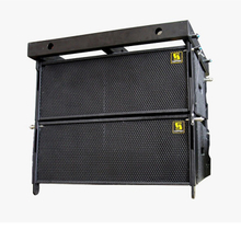 W8LM Powered Touring and Theatre 8 inch Mini three-way Line Array Speaker
