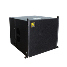 VERA S15 Single 15 inch Compact Subwoofer Bass for Small Events