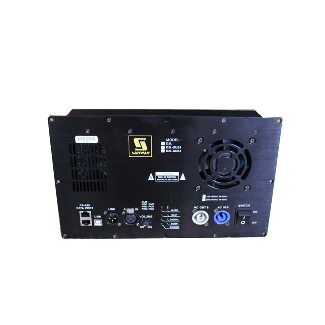 D2l 2 Channel Cld 900w Amplifier Module With Dsp Buy Amplifier Module Cld Amplifier Module Amplifier Module For Active Speaker Product On Sanway