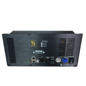 D2650 2CH Class D Amplifier Module for Active Speaker 700W