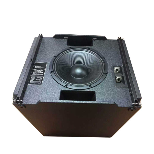 "VERA S33 18"" and 15"" dual drivers Subwoofer Speaker"